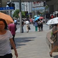 Fülledt Shanghai