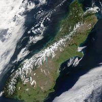 Új-Zéland: Mount Cook Nemzeti Park