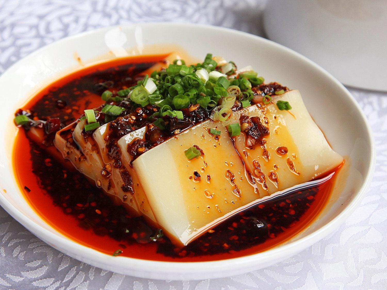 Chuanbei Liangfen: bab zsele csipos szosszal