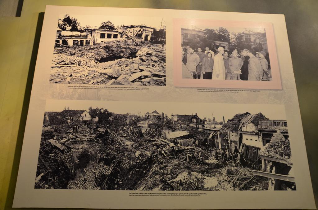 Hanoi bombazas utan