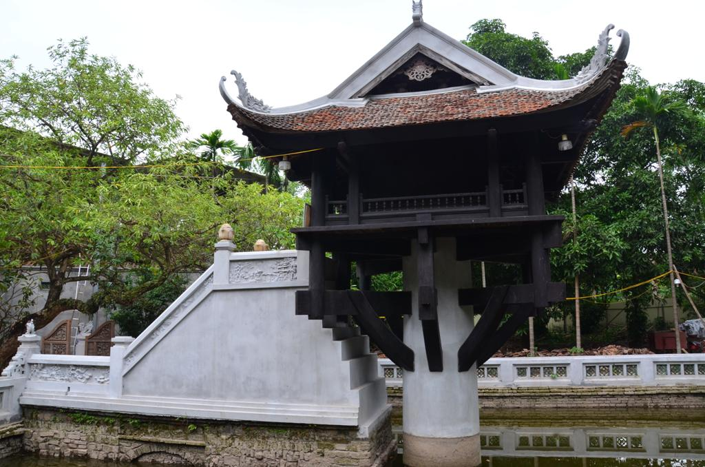 Egyoszlopos pagoda