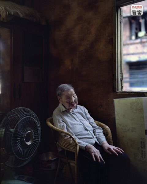 Chen Suhua 101, has lived in the Shibati area for over 70 years.<br /><br />Chen Suhua 101 eves, tobb mint 70 eve lakik itt.
