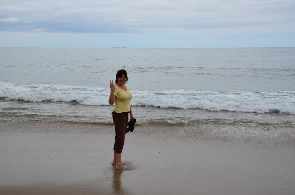 ismerkedes a Csendes Oceannal