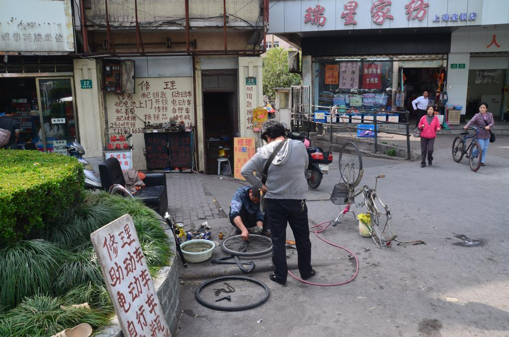 utcai bicikli szerviz