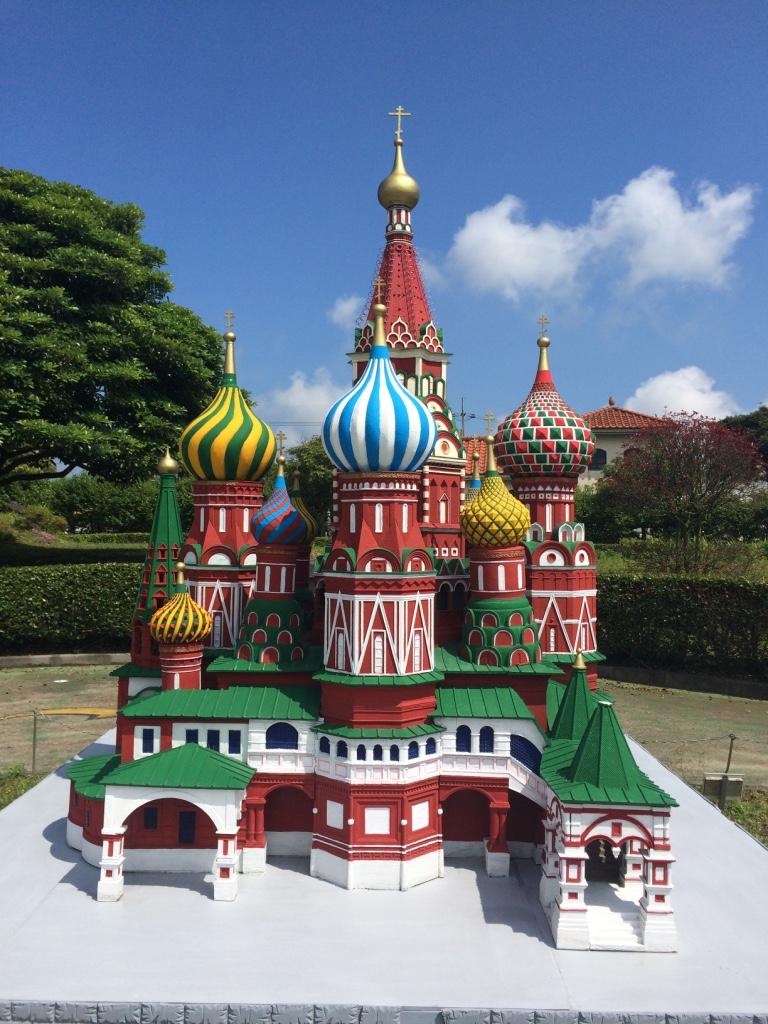 Vaszilij Blazsennij-székesegyház (Boldog Vazul) - Moszkva