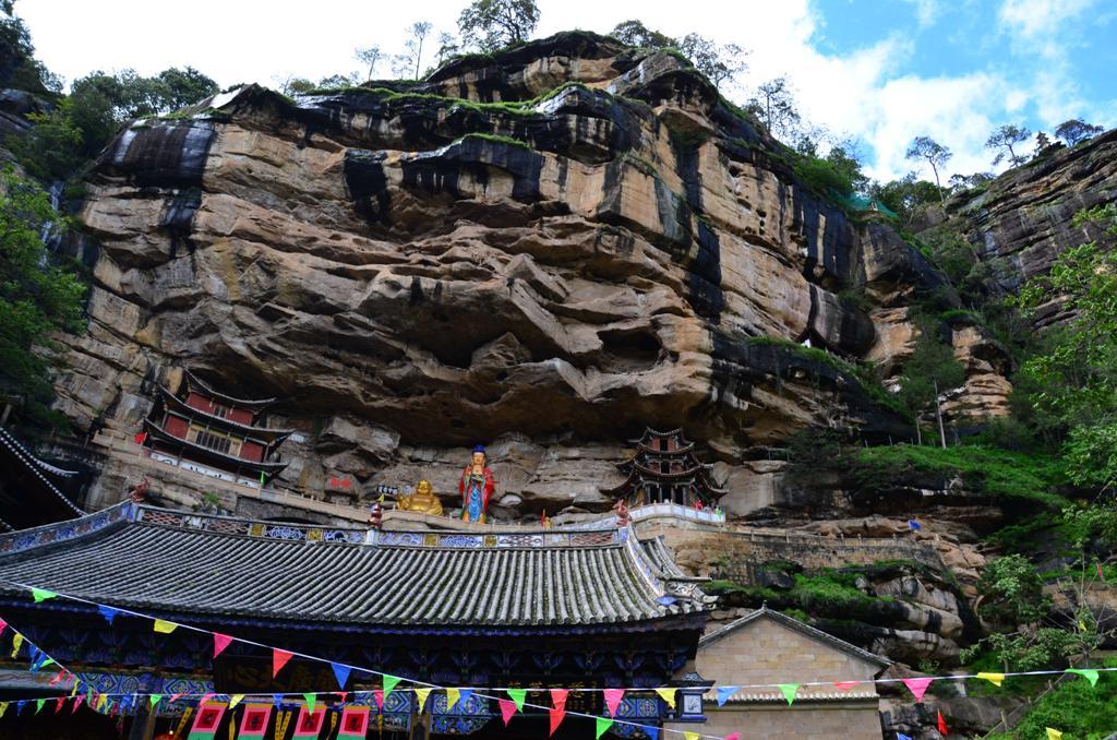 a Baoxiang Templom