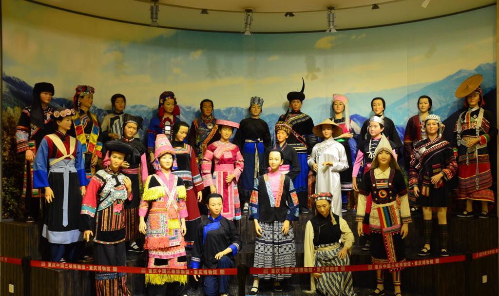 nepviseletek Delnyugat-Kinabol