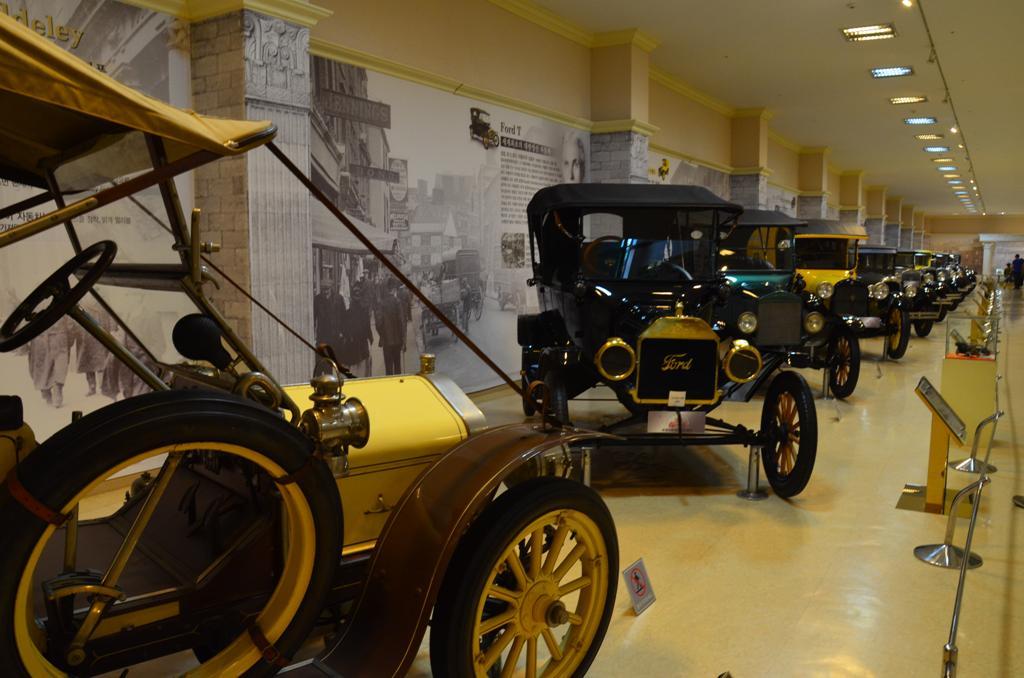 Ford T modellek