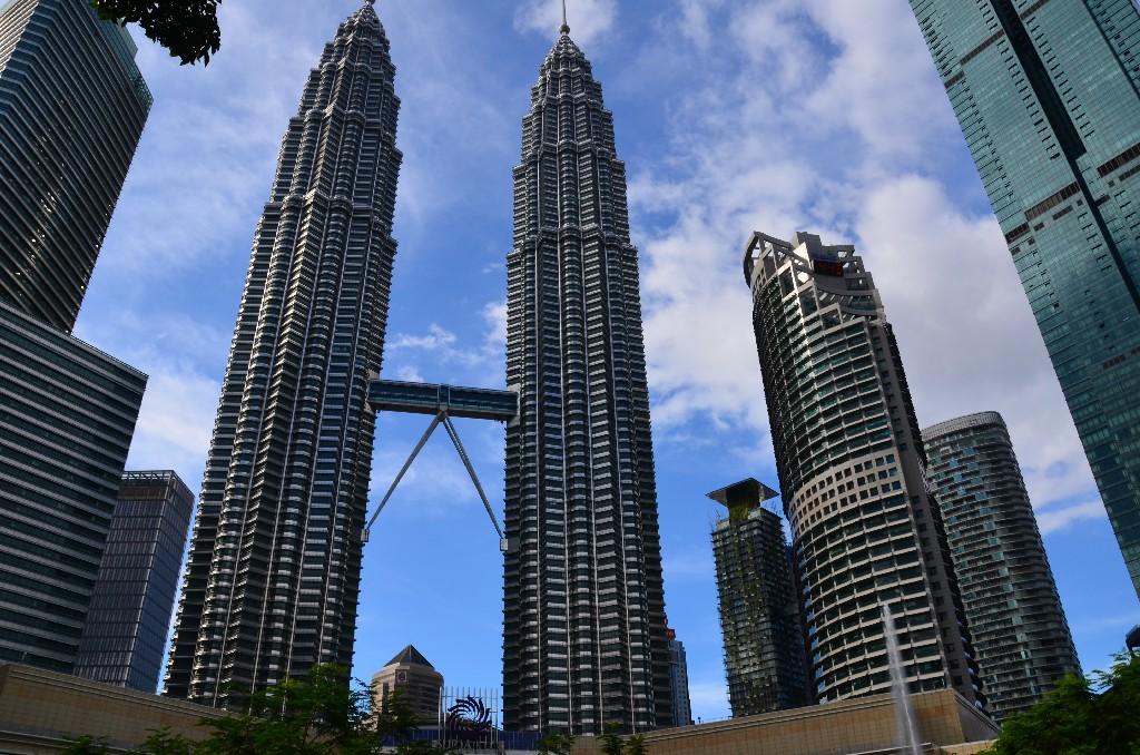 Petronas Tornyok