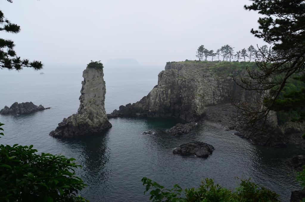 A 20 meter magas 'Maganyos szikla'