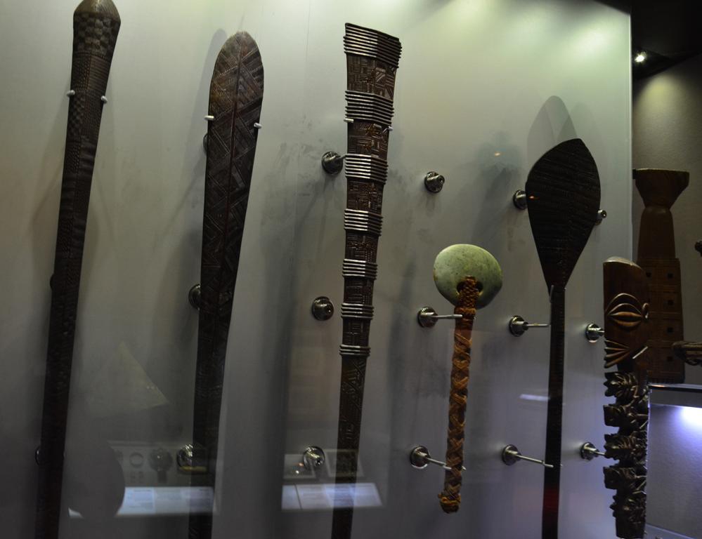 maori fegyverek