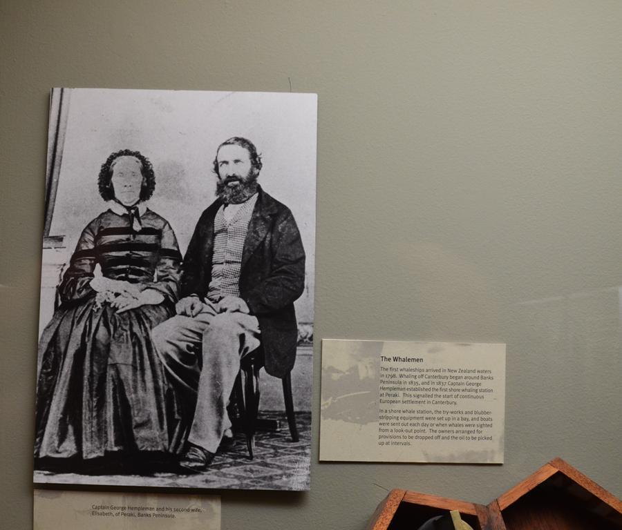 George Hamplerman kapitany alapitotta meg az elso balna-vadaszati kozpontot Perakiban, 1837-ben