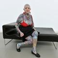 Elhunyt a világ legidősebb, legtöbb tetoválással rendelkező hölgye
