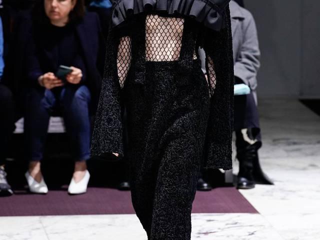 Comme des Garçons 2019 ready to wear AW