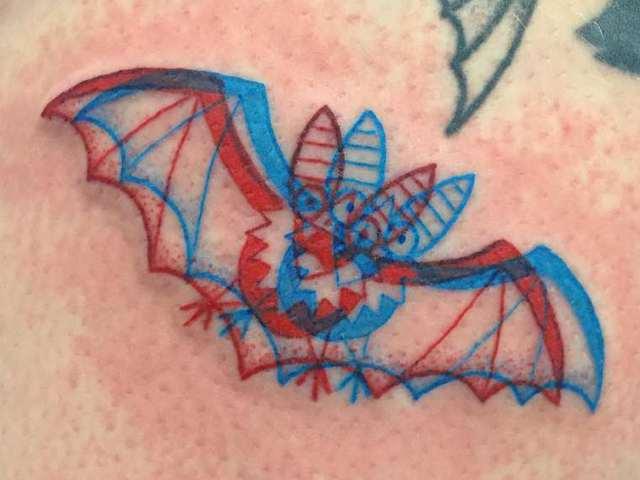 A 3D tetoválások megvoltak már? Ez az új menőség.