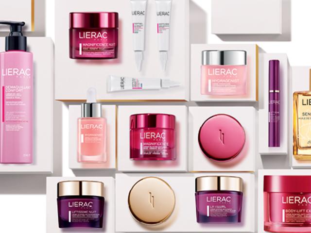 Nr.1 bőrápolási márka Magyarországon: gyógyszertárakban a francia LIERAC