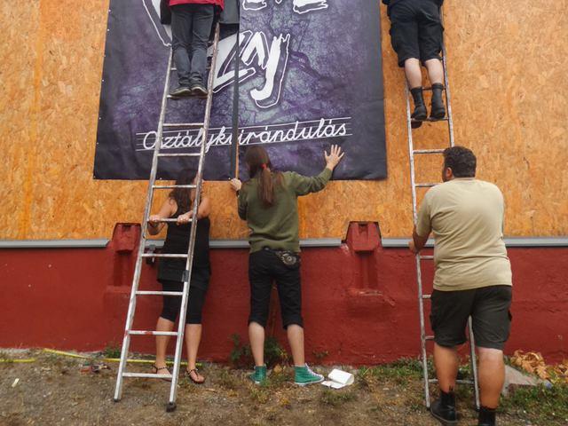 Idén is Fekete Zaj Osztálykirándulás a Mátrában - PÓLÓNYERŐS JÁTÉKKAL!
