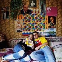 Putyin Fan Club a magyar fotós, Dóka Béla szemével