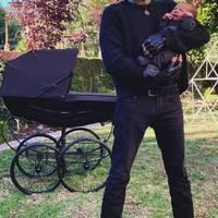 Megszületett Kat von D gyermeke
