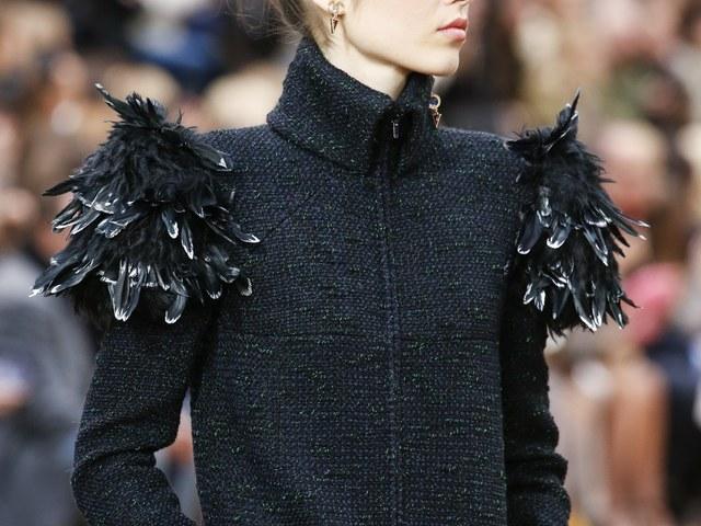Elegáns romantika - Chanel ősz