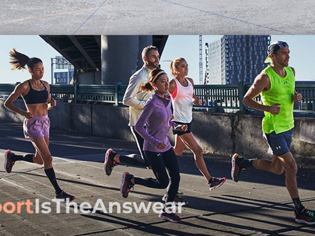 #SportIsTheAnswear - nyereményjáték az Answear-ral!