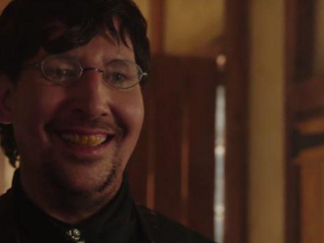 Marilyn Manson a Salem 3. évadjában