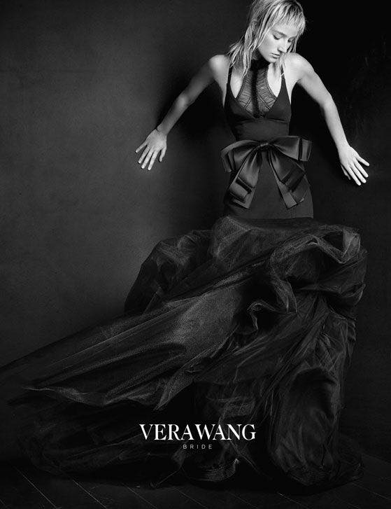 Vera Wang: Black Wedding 2013-ból