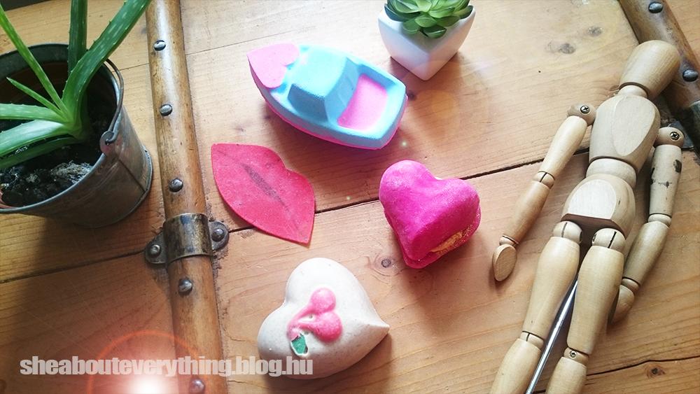 Szerelmeseknek és nemszerelmeseknek: Lush Valentin napi csodák