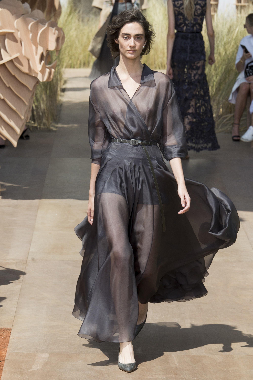 A szürke ötven árnyalata - Dior Couture 2017 ősz
