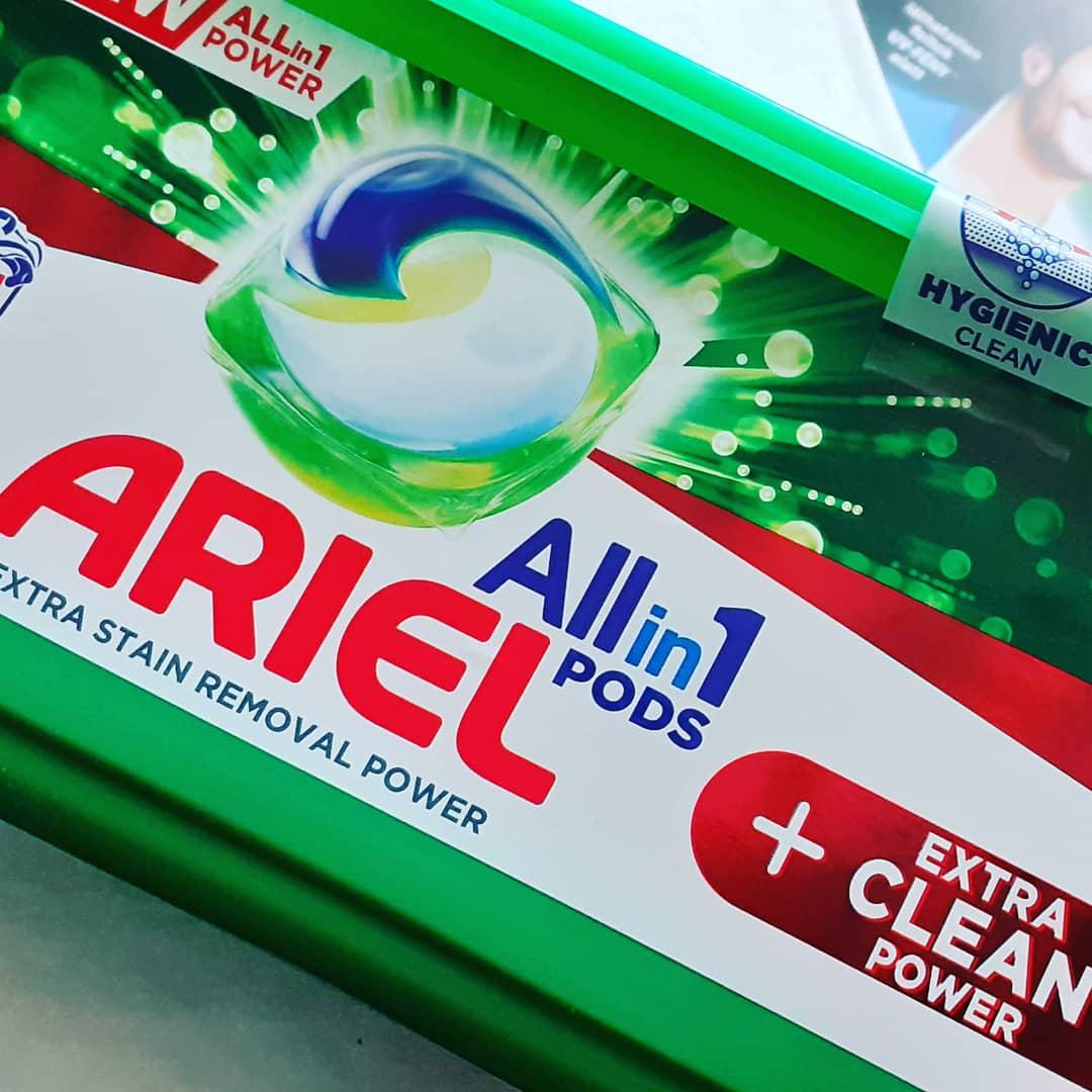 Az új Ariel AllIn1 Purezyme technológiáját vlogger tesztelte - videó!