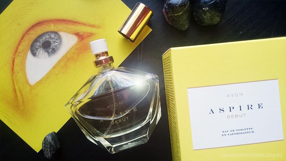 Borítékolható siker: AVON Aspire Debut for Her parfüm