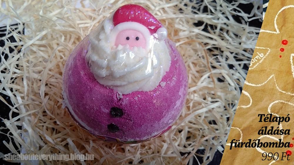 Bombasztikus ünnepi cukiságok a fürdőszobába