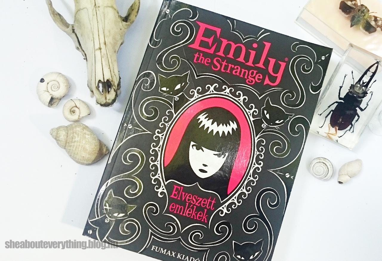 Egy különc tini kalandjai: Emily the Strange