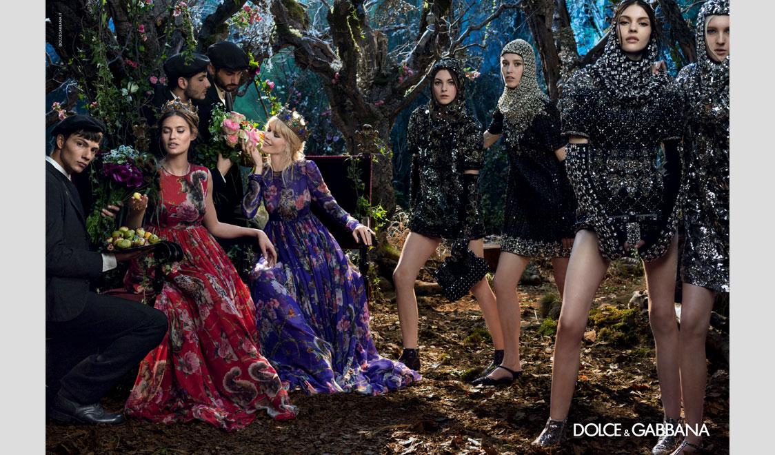 2014-2015. ősz-tél - Dolce&Gabbana (woman)
