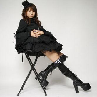 Gothic Lolita - forrás: fanpop.com