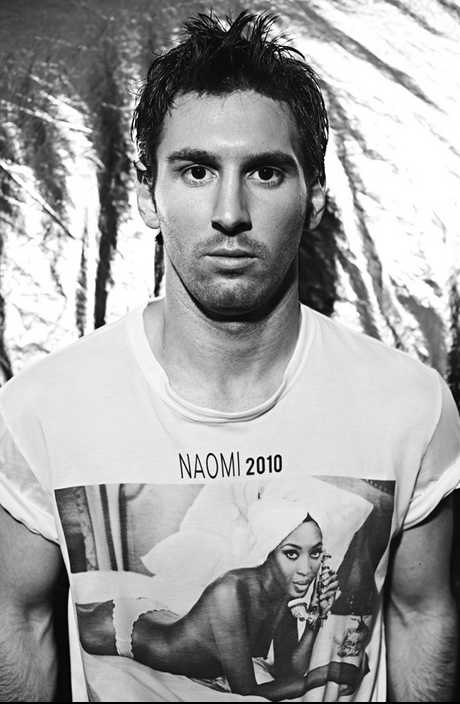 Messi - fotó: Domenico Dolce