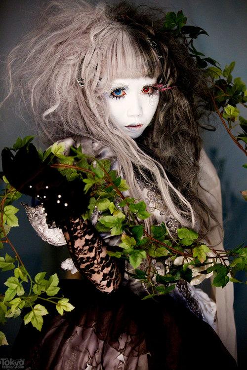 Shironuri - forrás:visualioner.com