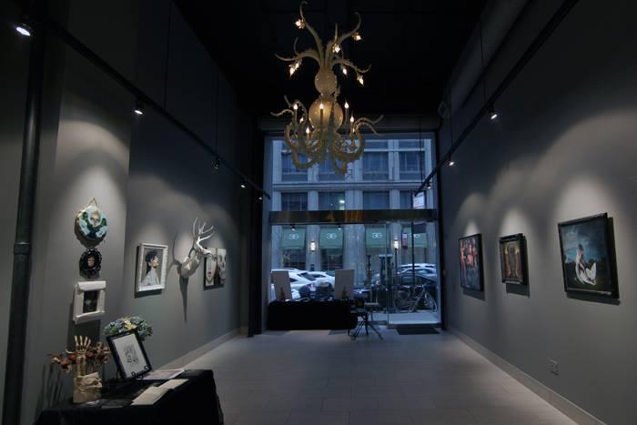 Last Rites Gallery -  fotó: Paola Duran