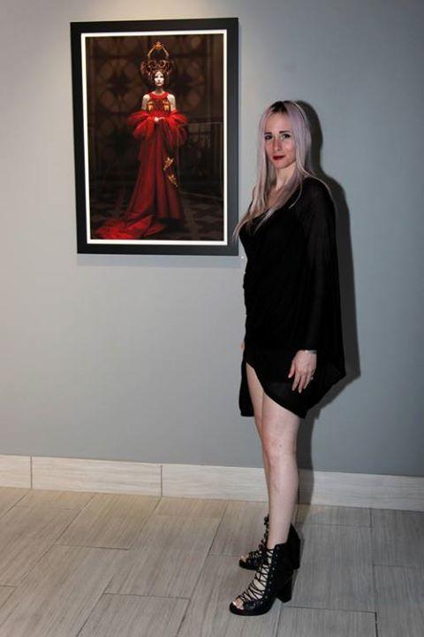 8_Gallery Director, Erica Berkowitz_Natalie Shau Forgotten Heroines Opening Reception_Photography by Paola Duran.jpg