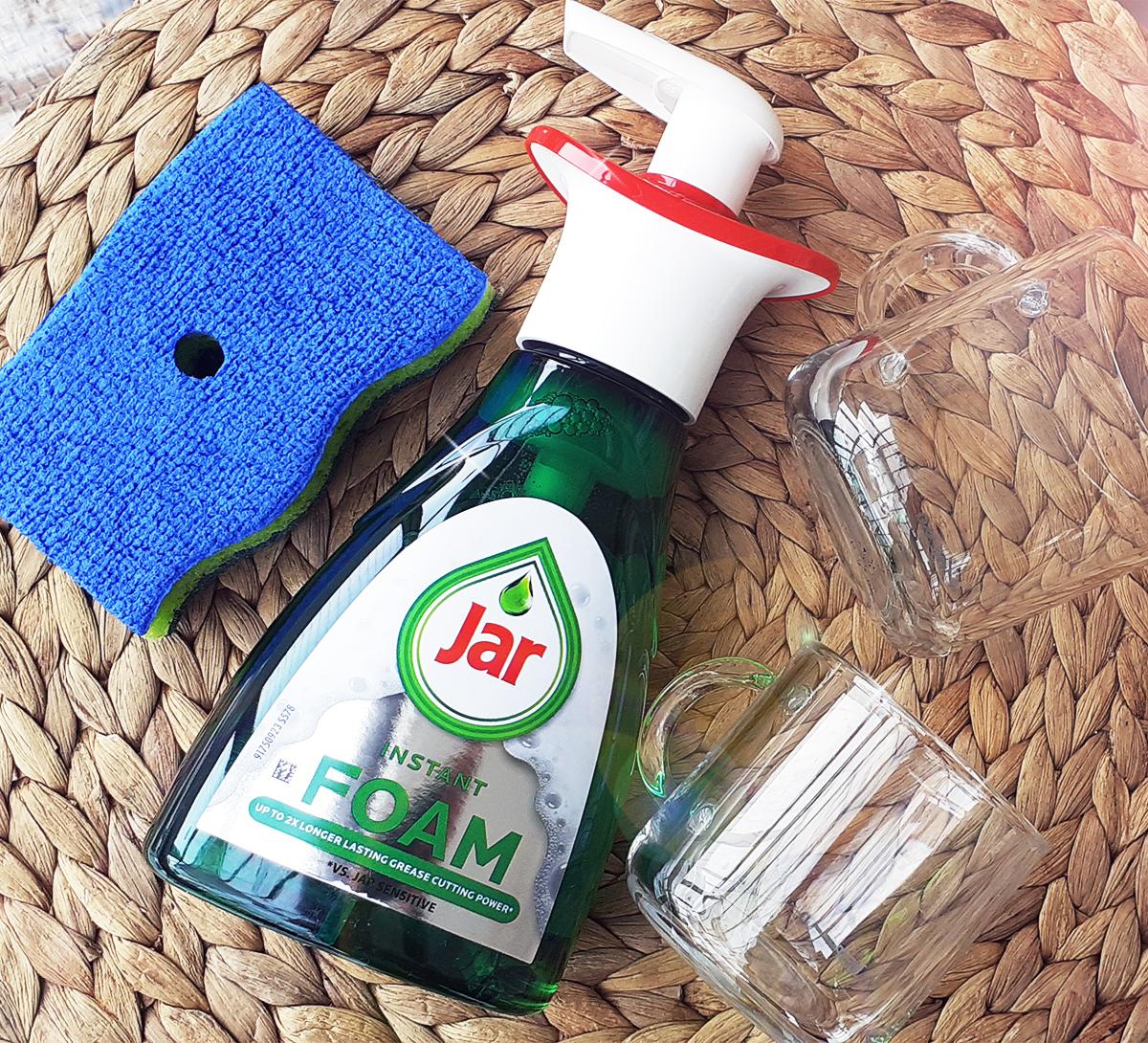 Így csökkentheted ökológiai lábnyomodat a JAR mosogatószerekkel