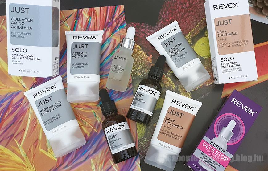 REVOX: hiánypótló bőrápolási újdonságok