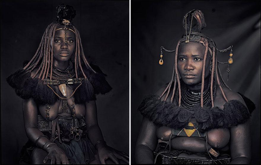 Himba, Namíbia