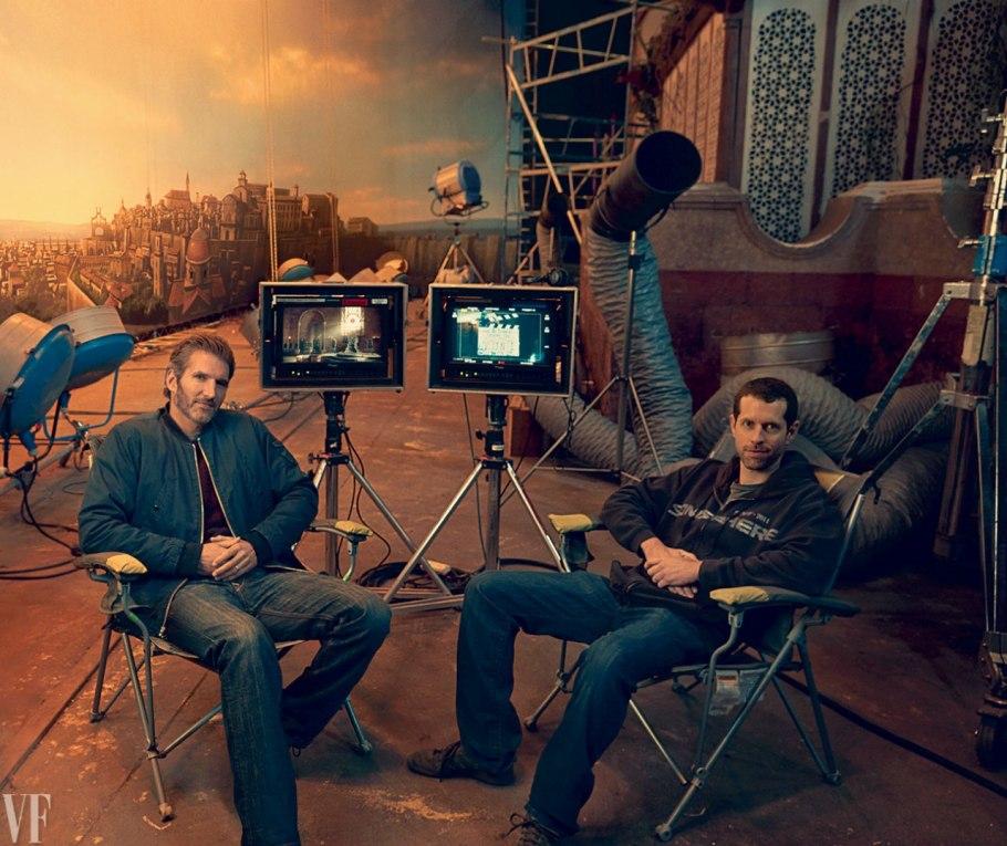 Executive producerek: David Benioff és D. B. Weiss.
