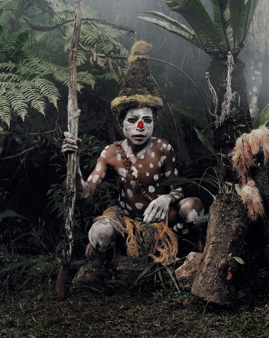 Goroka, Indonézia, Pápua Új-Guinea