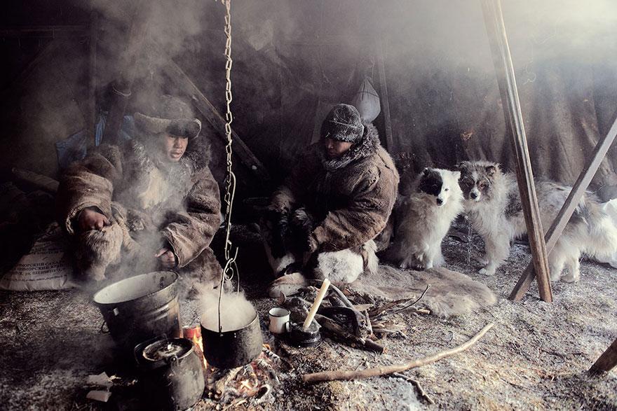 Chukchi, Oroszország
