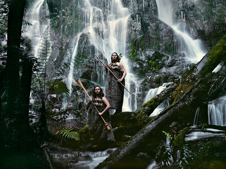 Maori, Új-Zéland