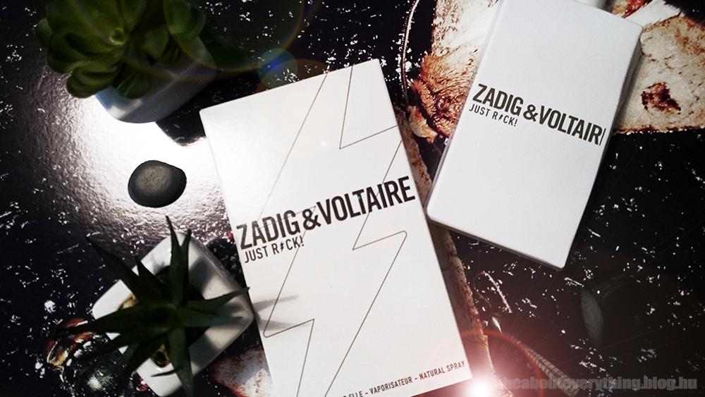 Csavard fel: JUST R#CK! by Zadig&Voltaire - JÁTÉK!