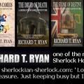 RICHARD T. RYAN - Sherlock Holmes könyvek szerzője