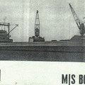 A M/S Bodrog zátonyról való mentése