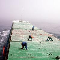 Egy szakács tragédiája, meg a papucsos hajó... - MV Priwall 2. rész